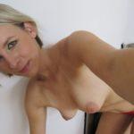 belle femme cougar nue