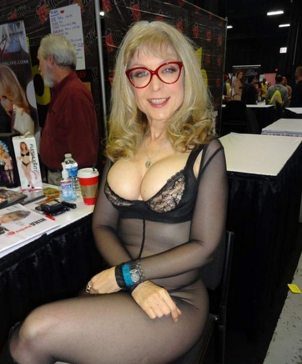 femme mature en lingerie hot
