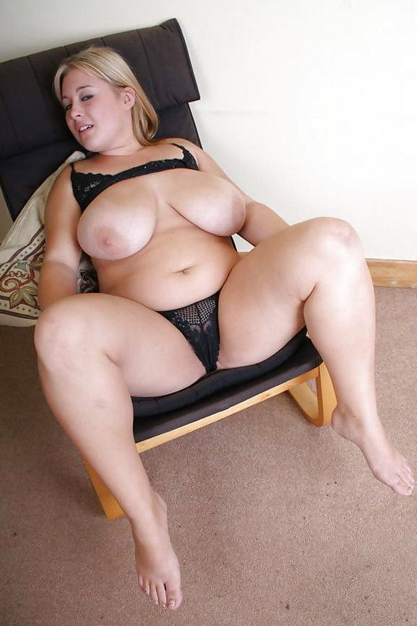 Big fat large naked breast