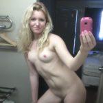 selfie girl next door