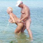 pla baise à la plage baie des cochons