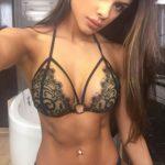 latina lingerie sexy