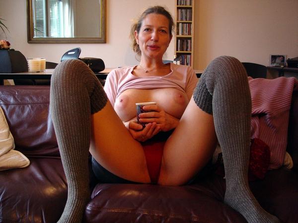 culottes de femmes matures