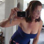 selfie snap photo selfshot femme mature cougar mûre