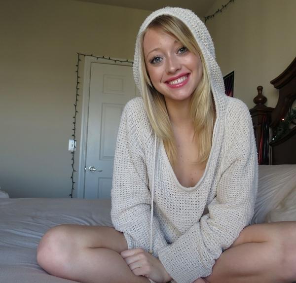 jolie petite blonde