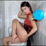 plan cul dans les toilettes publiques