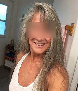 photo femme mature Cougar