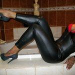 femme black sexy