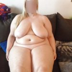 photo femme ronde nue