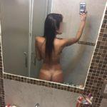selfie coquin