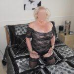 lingerie femme mature