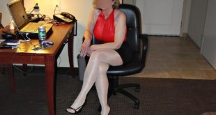 secrétaire salope
