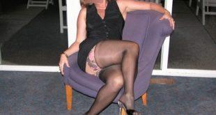 femme mûre sexy